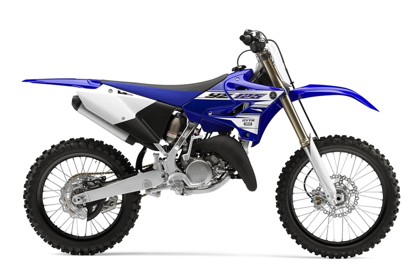 2016 Yamaha YZ125 in Berkeley, California