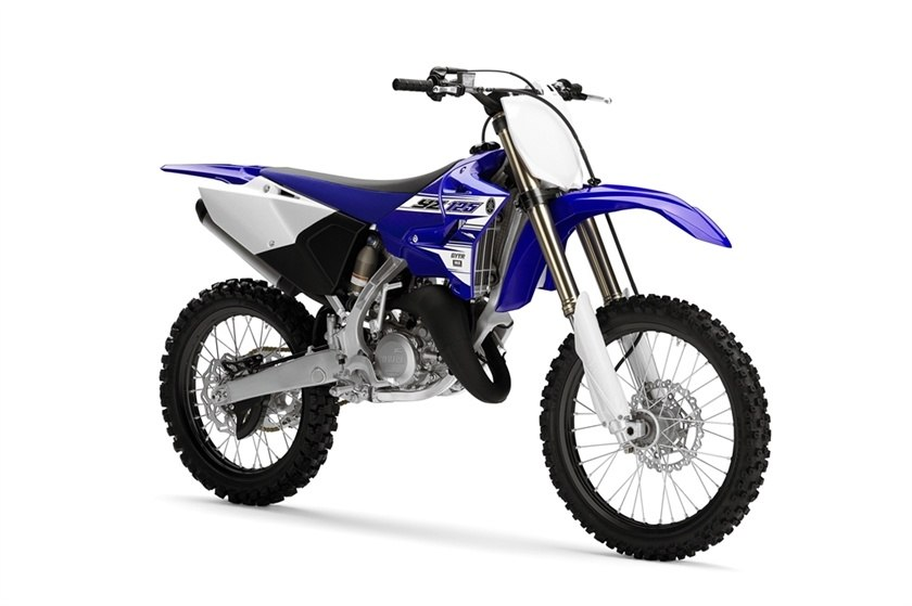 2016 Yamaha YZ125 in Bristol, Virginia