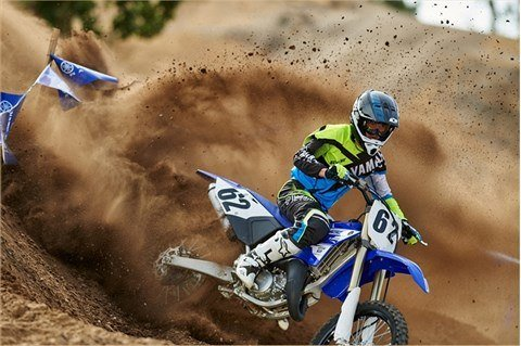 2016 Yamaha YZ125 in Romney, West Virginia