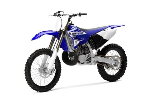 2016 Yamaha YZ250 in Derry, New Hampshire