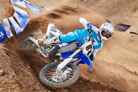2016 Yamaha YZ250 in Berkeley, California