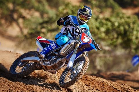 2016 Yamaha YZ250F in Pittsburgh, Pennsylvania