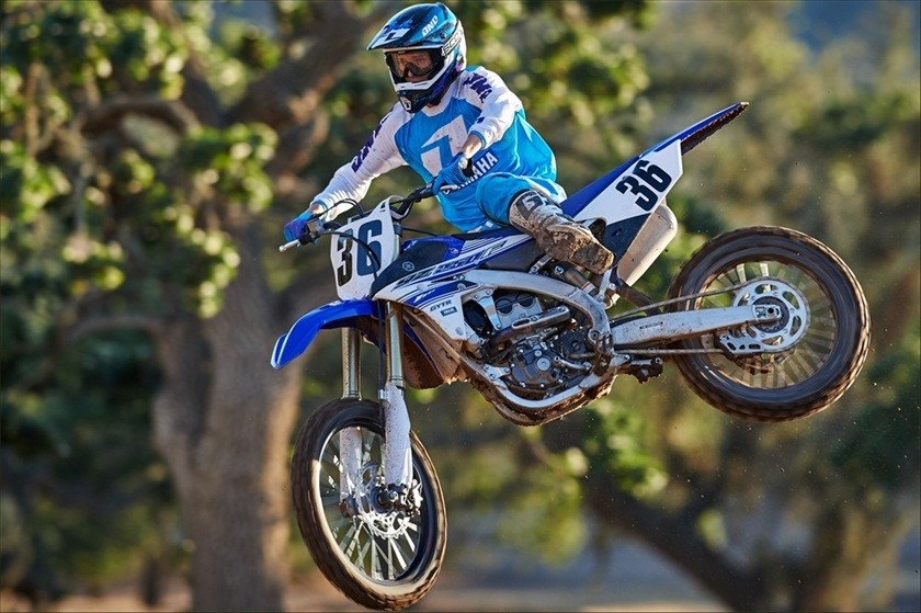 2016 Yamaha YZ250F in Denver, Colorado