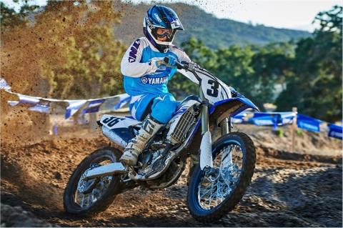2016 Yamaha YZ250F in Geneva, Ohio