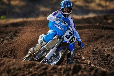 2016 Yamaha YZ250F in Tyrone, Pennsylvania