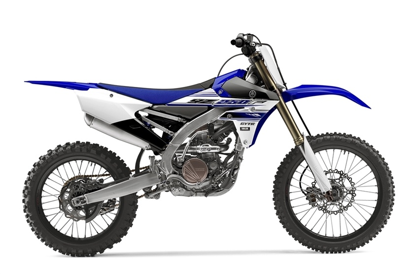 2016 Yamaha YZ250F in Romney, West Virginia