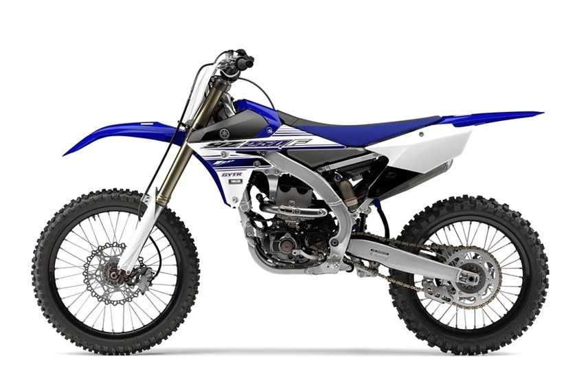2016 Yamaha YZ250F in Laurel, Maryland - Photo 6