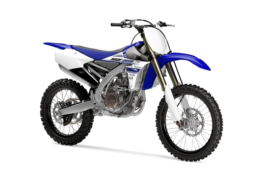 2016 Yamaha YZ250F in Laurel, Maryland - Photo 7