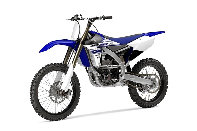 2016 Yamaha YZ250F in Laurel, Maryland - Photo 8