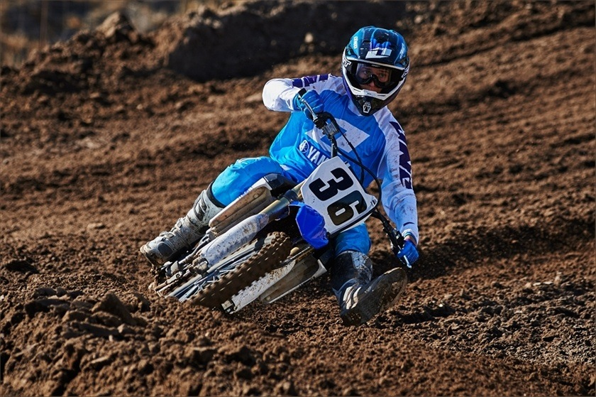2016 Yamaha YZ250F in Laurel, Maryland - Photo 11