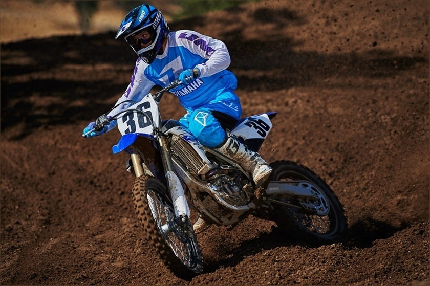 2016 Yamaha YZ250F in Laurel, Maryland - Photo 12