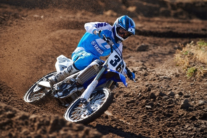 2016 Yamaha YZ250F in Laurel, Maryland - Photo 13