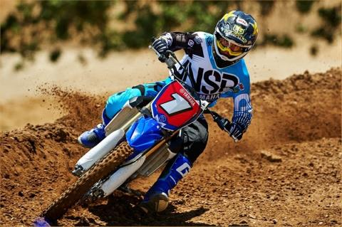 2016 Yamaha YZ250F in Laurel, Maryland - Photo 15