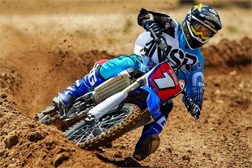 2016 Yamaha YZ250F in Laurel, Maryland - Photo 16