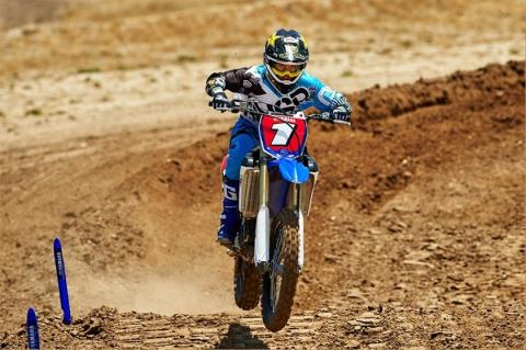 2016 Yamaha YZ250F in Laurel, Maryland - Photo 18
