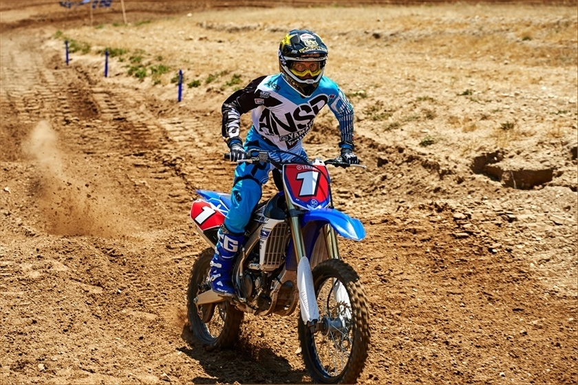 2016 Yamaha YZ250F in Laurel, Maryland - Photo 19