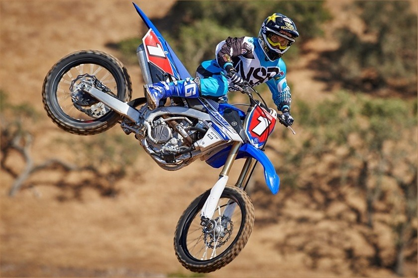 2016 Yamaha YZ250F in Olympia, Washington