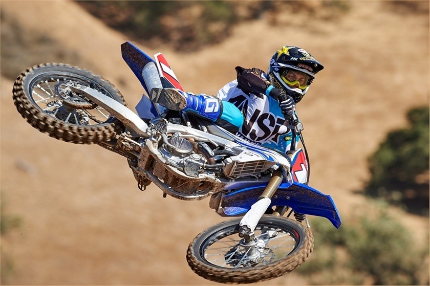 2016 Yamaha YZ250F in Johnson Creek, Wisconsin