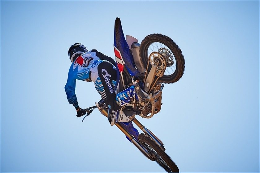 2016 Yamaha YZ250F in Laurel, Maryland - Photo 25