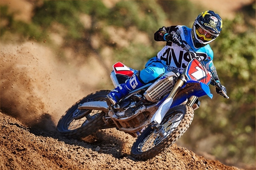 2016 Yamaha YZ250F in Laurel, Maryland - Photo 27