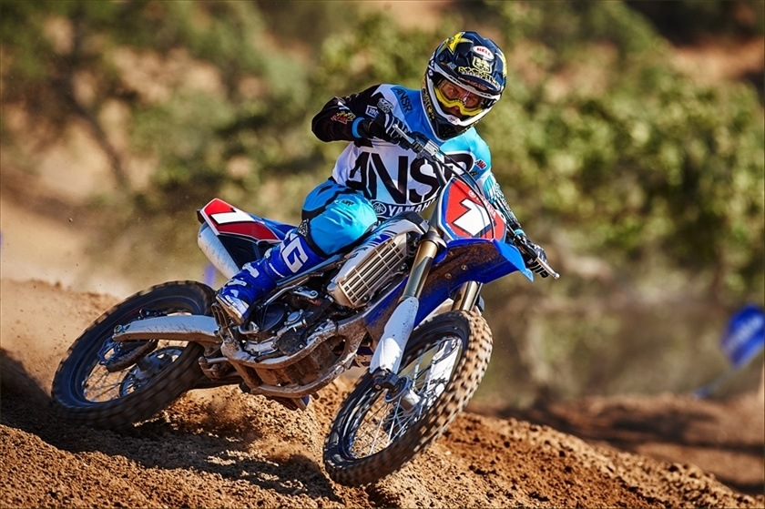 2016 Yamaha YZ250F in Laurel, Maryland - Photo 28