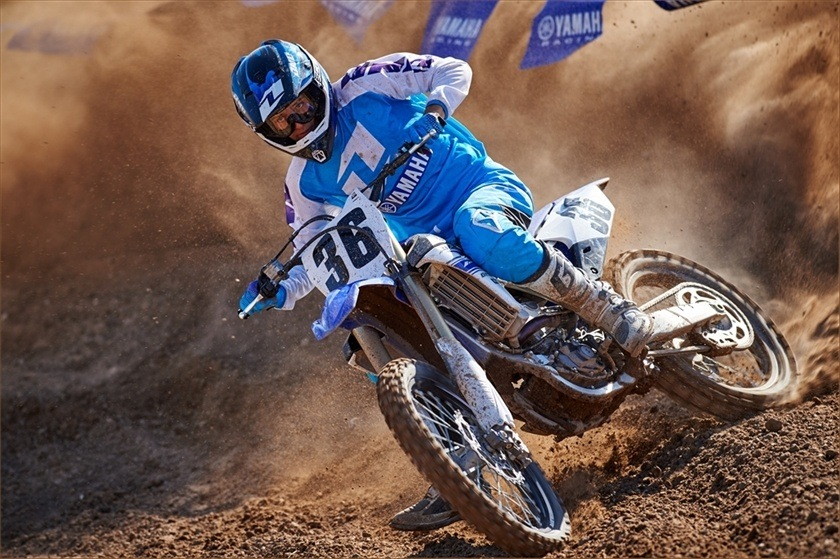 2016 Yamaha YZ250F in Laurel, Maryland - Photo 29