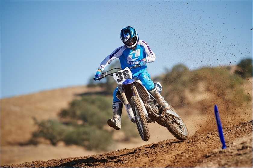 2016 Yamaha YZ250F in Laurel, Maryland - Photo 30