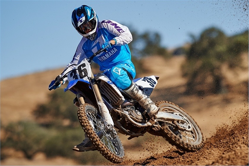 2016 Yamaha YZ250F in Laurel, Maryland - Photo 31
