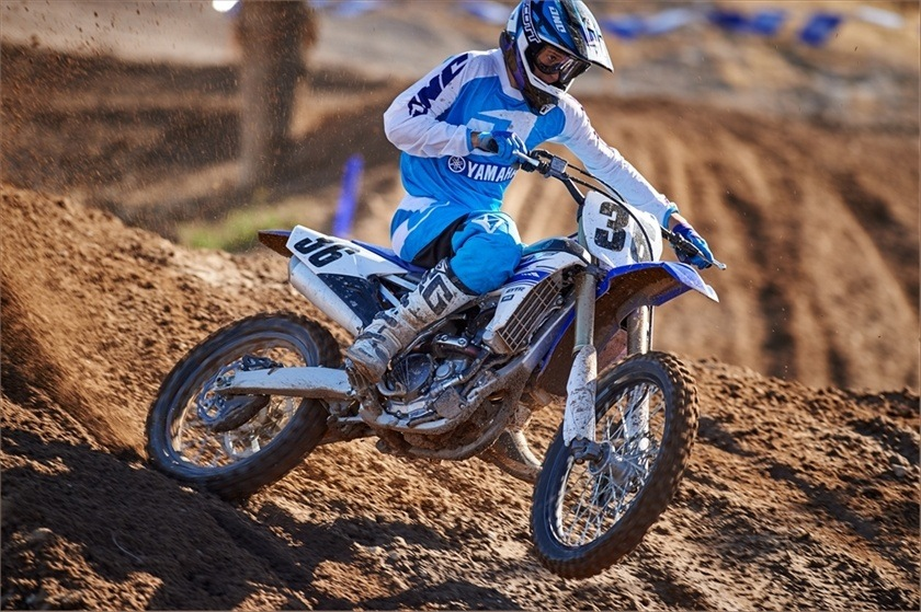 2016 Yamaha YZ250F in Laurel, Maryland - Photo 33