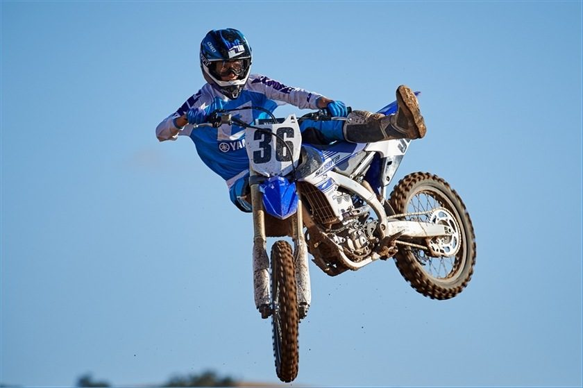 2016 Yamaha YZ250F in Laurel, Maryland - Photo 35