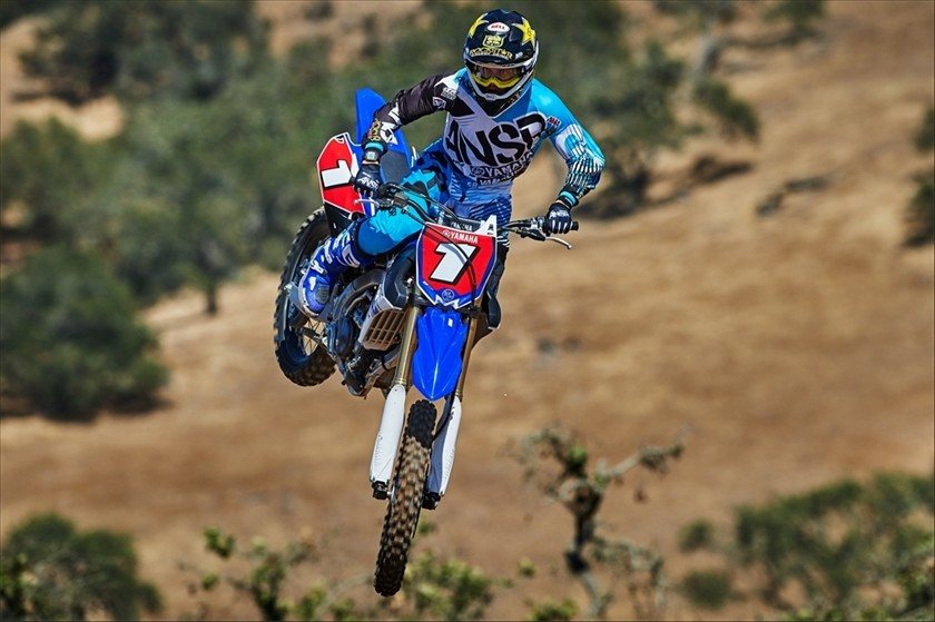 2016 Yamaha YZ250F in Laurel, Maryland - Photo 40