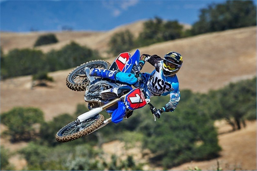 2016 Yamaha YZ250F in Laurel, Maryland - Photo 41