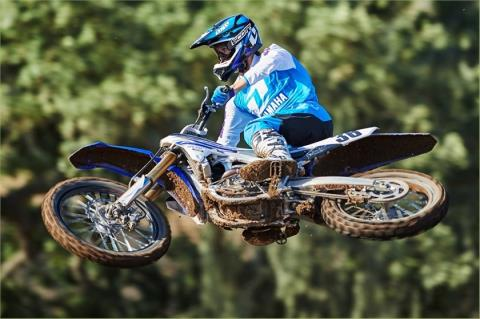 2016 Yamaha YZ250F in Laurel, Maryland - Photo 43