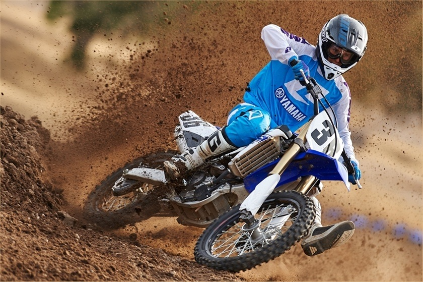 2016 Yamaha YZ250F in Laurel, Maryland - Photo 45