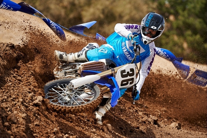 2016 Yamaha YZ250F in Laurel, Maryland - Photo 46