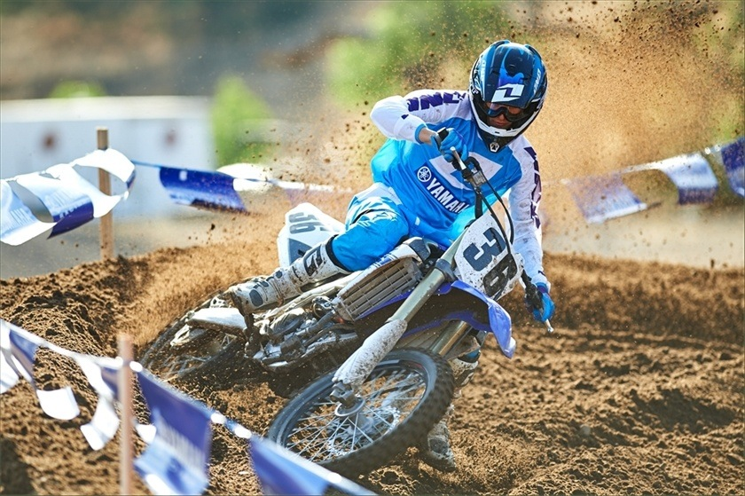 2016 Yamaha YZ250F in Laurel, Maryland - Photo 48