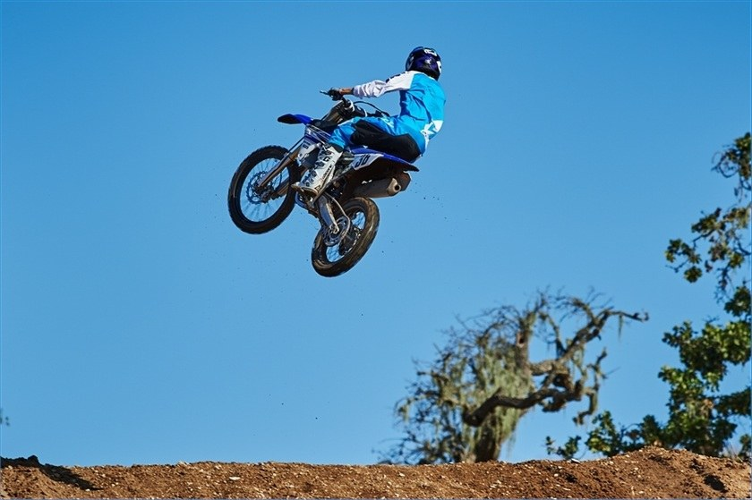 2016 Yamaha YZ250F in Fontana, California