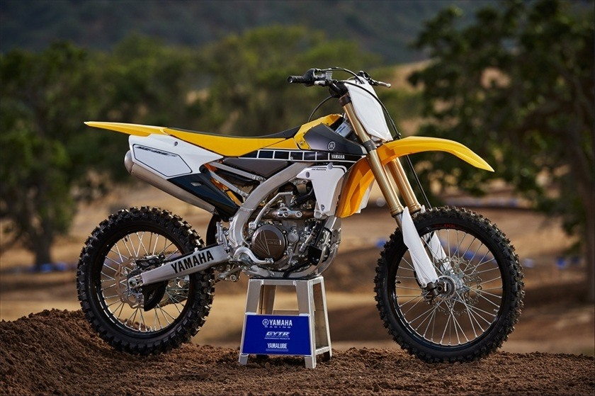 2016 Yamaha YZ450F in Olympia, Washington