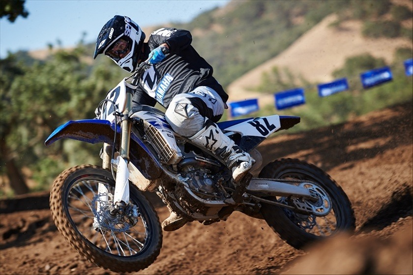 2016 Yamaha YZ450F in Pittsburgh, Pennsylvania