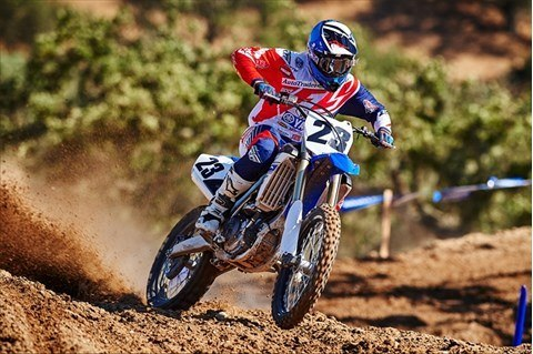 2016 Yamaha YZ450F in Brewton, Alabama