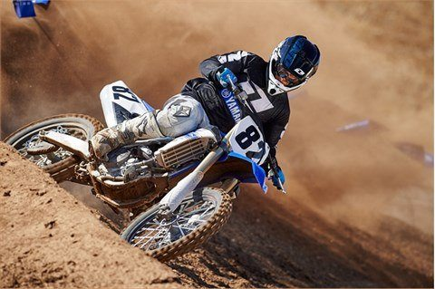 2016 Yamaha YZ450F in Lakeport, California