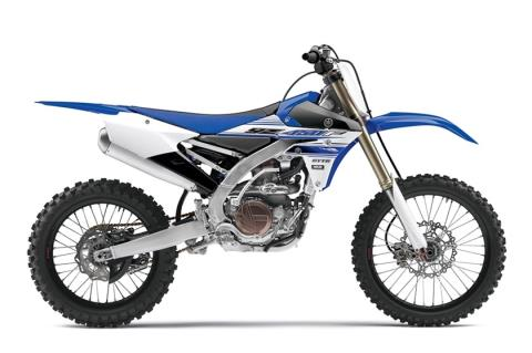 2016 Yamaha YZ450F in Antigo, Wisconsin