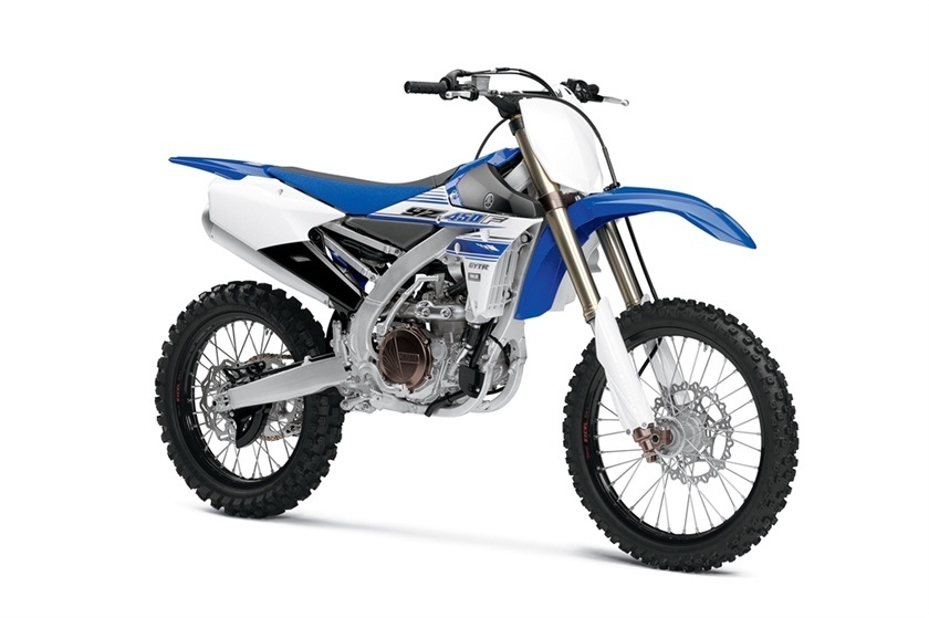 2016 Yamaha YZ450F in Canton, Ohio - Photo 6
