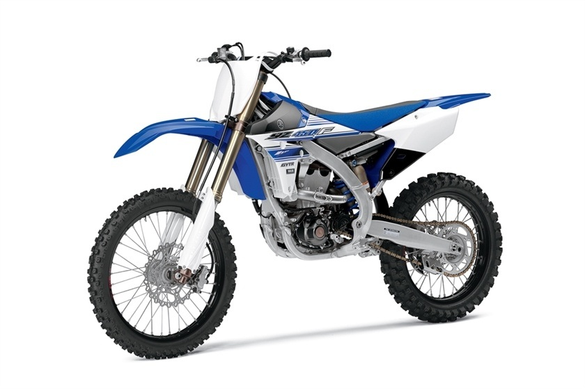 2016 Yamaha YZ450F in Hicksville, New York - Photo 4