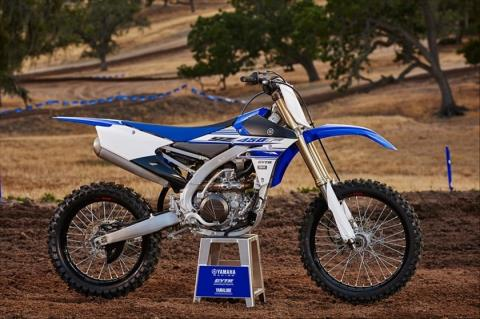 2016 Yamaha YZ450F in Canton, Ohio - Photo 8