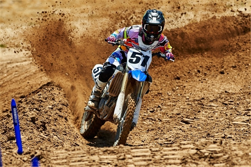 2016 Yamaha YZ450F in Hicksville, New York - Photo 6