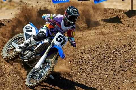 2016 Yamaha YZ450F in Canton, Ohio - Photo 12