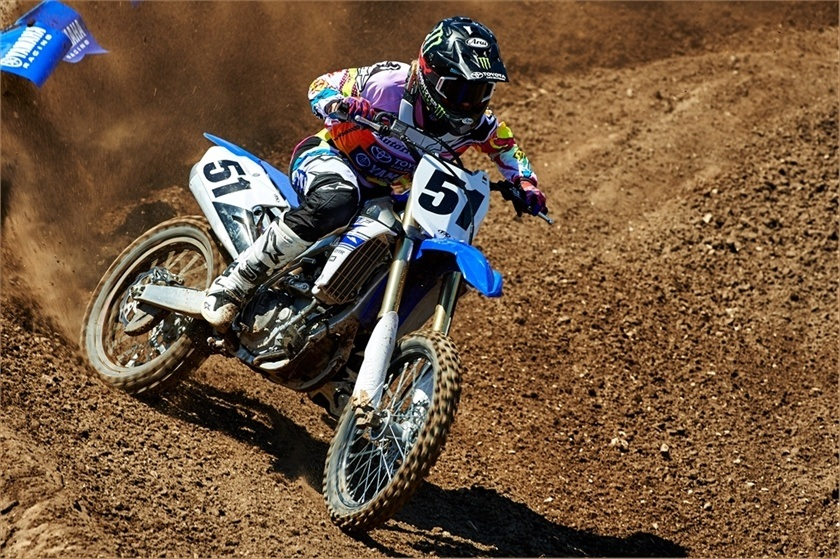 2016 Yamaha YZ450F in Hicksville, New York - Photo 10