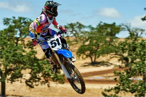 2016 Yamaha YZ450F in Hicksville, New York - Photo 11