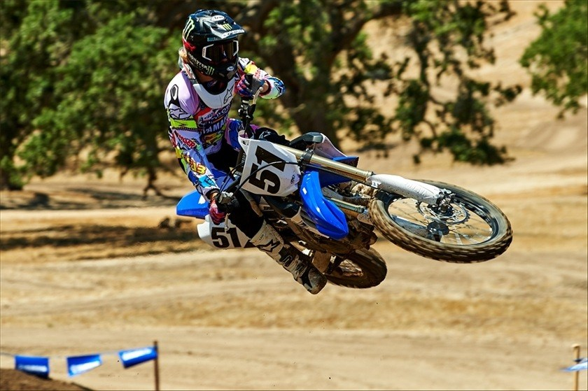 2016 Yamaha YZ450F in Canton, Ohio - Photo 15